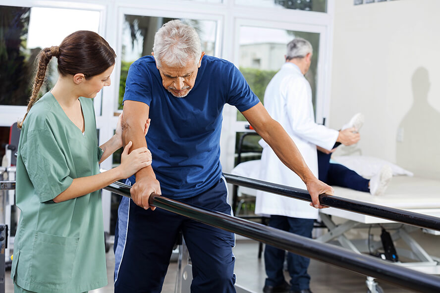 Lanarkshire Therapy Support Neurological Rehabilitation